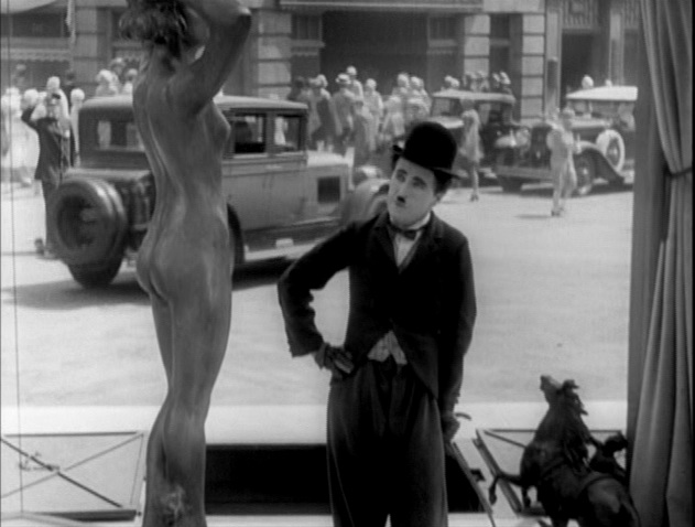 Charles Chaplin's City Lights